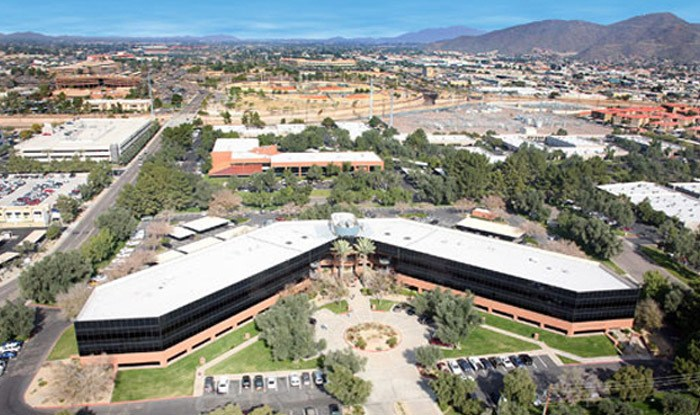 Highland Commercial Roofing Is Pleased To Announce The Completion Of The Re  Roof Project For The Muller Companyu0027s Crescent Corporate Center Office  Complex ...