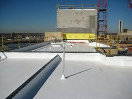 Single Ply Roofing Los Angeles Pvc Amp Tpo Roofing Systems