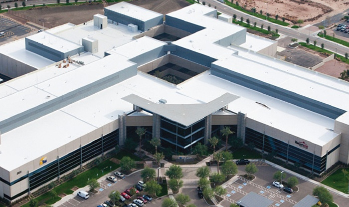 Superb Highland Commercial Roofing Is Pleased To Announce The Completion Of  250,400 Square Foot Re Roof Project For The Continuum Business Park, A  State Of The Art ...