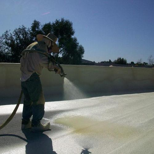SPF U2013 Insulating Polyurethane Cool Roof Systems