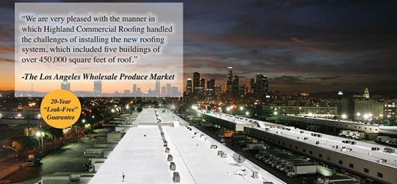Project Profile – Los Angeles Produce Market