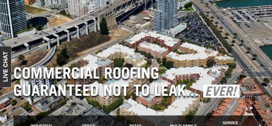 Highland Commercial Roofing Celebrates 25th Anniversary with Website Redesign