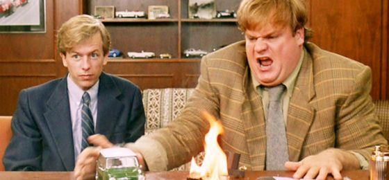 A Lesson On Warranties From Actor Chris Farley